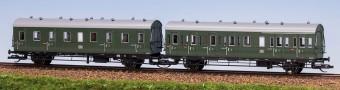 TT Abteilwagen-Paar/2-a. BC21 +D21 DB-3