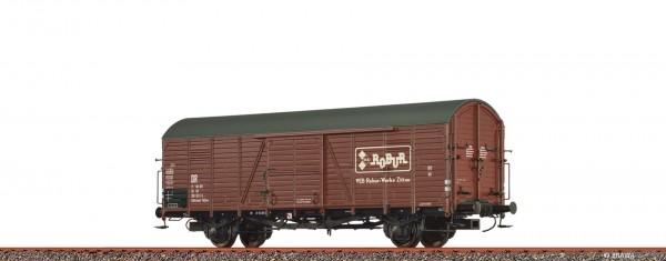 H0 Güterwagen Glthsu DR, IV, Robur