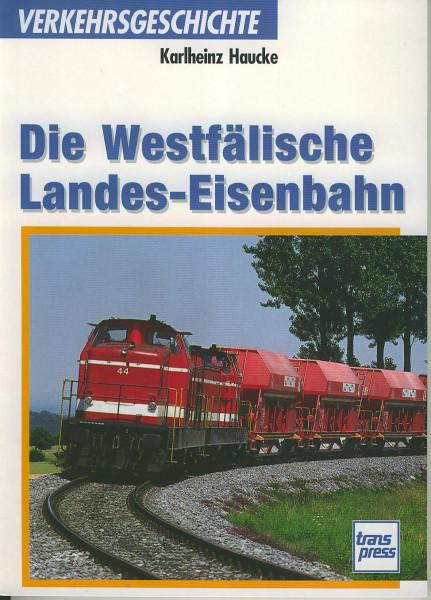 Buch Die Westfälische Landes-Eisenbahn