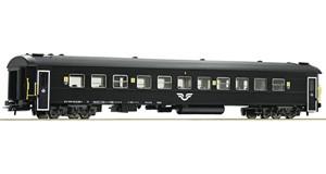 H0 Reisezugwagen 1. Klasse, SJ, Ep.6, DC