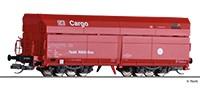 TT Selbstentladewagen Falnqqs DB-Cargo EP.V 'MIBRAG' NH03/2020