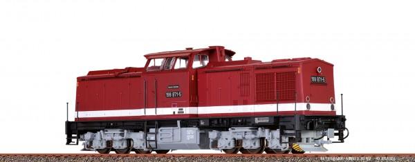 H0m Diesellok 199 DR, IV, DC ANALOG