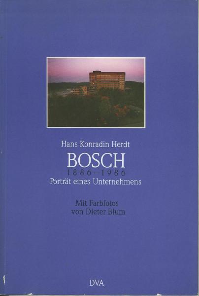 Kom: BOSCH 1886-1986 - Porträt eines Unternehmens