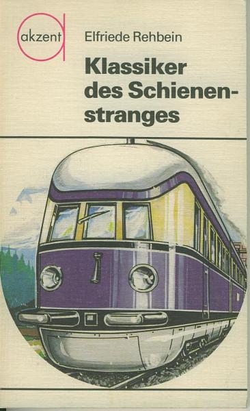 Buch Klassiker des Schienenstranges