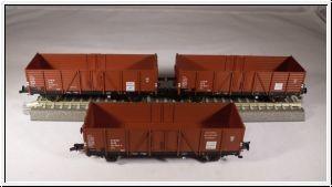 TT- WIEMO EXCLUSIV Wismut-Set-III DR-4 3-tlg.