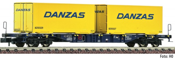 N Containertragwagen/4-a. ÖBB Ep.6
