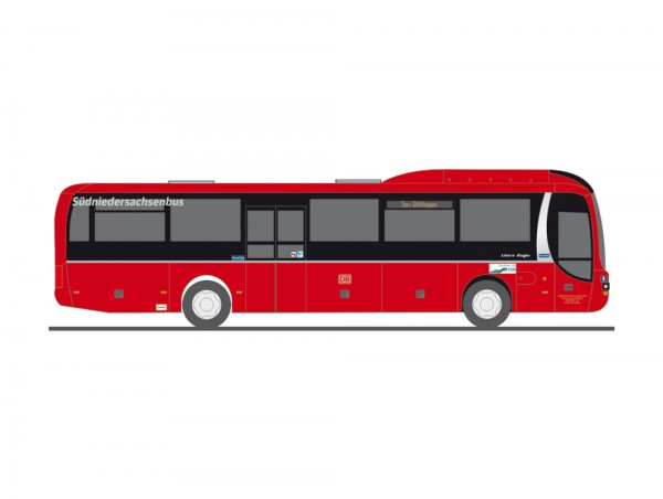 87 MAN Lion's Regio 'Südniedersachsenbus' [BE]