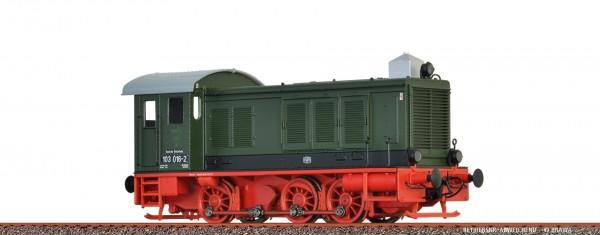 H0 Diesellok 103 DR, IV, DC SOUND