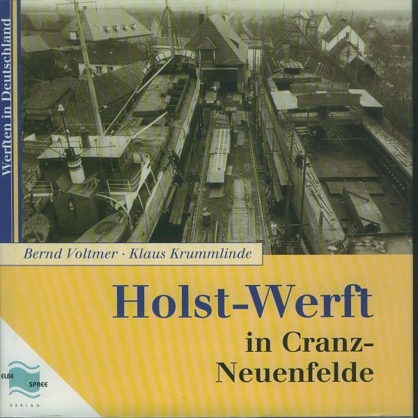 Buch Holst-Werft in Cranz-Neuenfelde