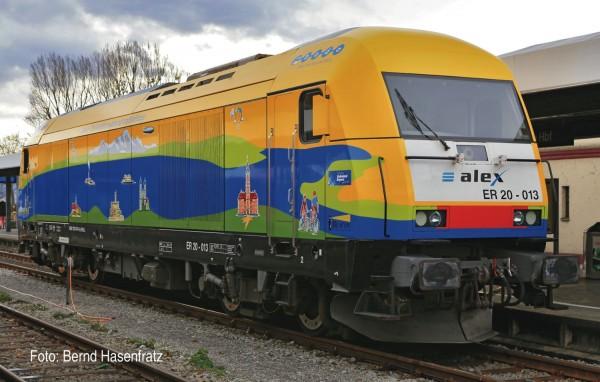 N Diesellokomotive BR 223(ER20) Alex Ep.6 SOUND