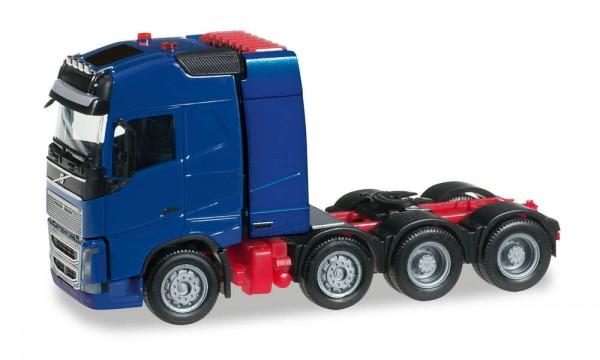 87 Volvo FH/GI Schwerlast-Zugmaschine, blau NH2020(05)