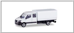87 Mini-Kit MB Sprinter'18/Doppelkabine/PritschePlane NH2020(03)