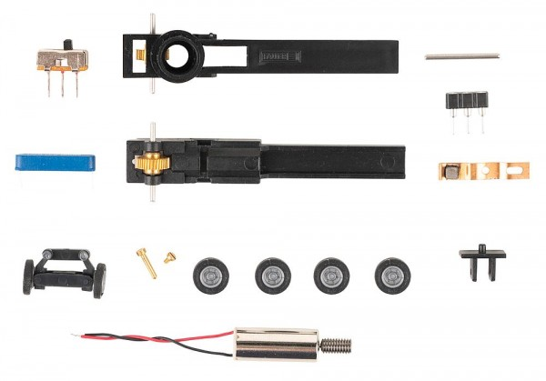 N CS Chassis-Kit für N-Bus + N-LKW NH2020(08)