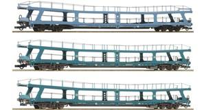 H0 Autoreisezug-Set 3-tlg. 'Christoforus-Express' Set 3, 3-tlg, DB, Ep.4, DC
