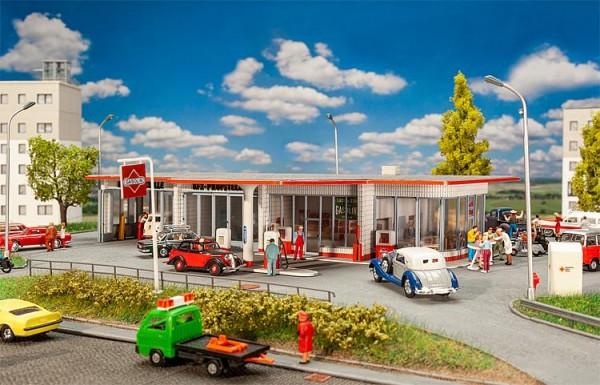 H0 Tankstelle 'Brandshof'