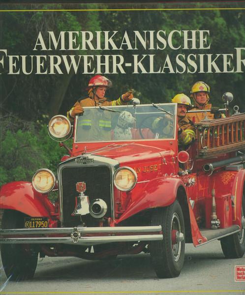 Buch Amerikanische Feuerwehr-Klassiker