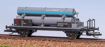 TT Sauerstoffwagen/2-a. DR-4 + 3-Kessel NH2020(III)