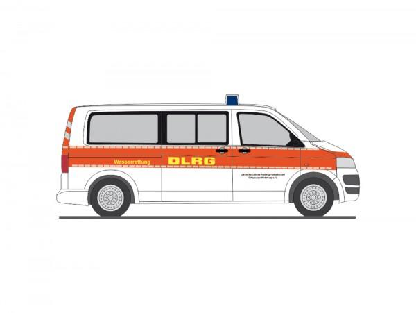 87 VW T5/Bus/LR'10 'DLRG-Wolfsburg' NH05/2020