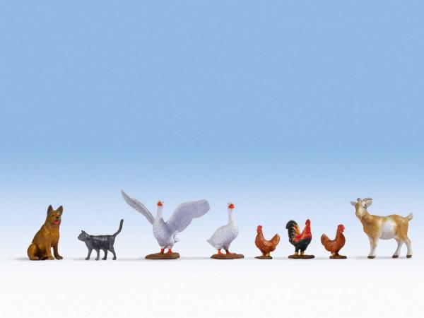 0 Tiere auf dem Bauernhof