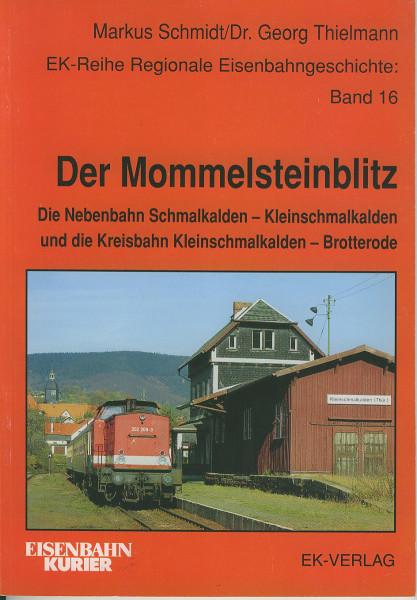 Buch Der Mommelsteinblitz - Schmalkalden-Kleinschmalkalden