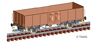 TT Güterwagen off. Es5520 DR Ep.IV