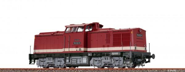 H0 Diesellok 110 DR, IV, DC ANALOG