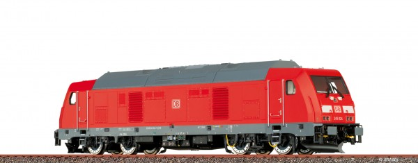 H0 Diesellok BR245 DB AG, VI, DC ANALOG