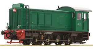 H0 Diesellokomotive Serie 030-DB, SNCF, Ep.3, DC