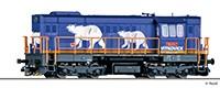 TT Diesellok BR 740 (Vitkovice) CD Ep.VI
