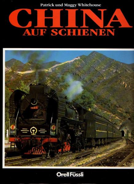 Buch China auf Schienen