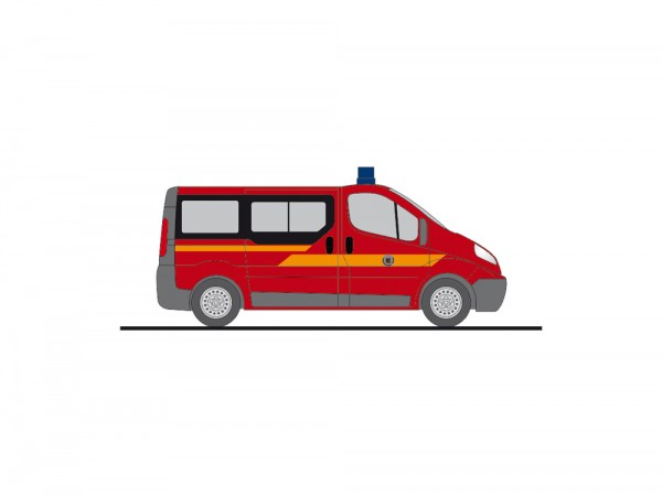 87 Opel-Vivaro/Bus 'FW-Dresden-Weixdorf