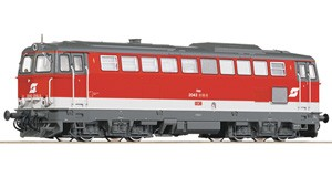 H0 Diesellokomotive Rh 2043, ÖBB, Ep.5, AC SOUND