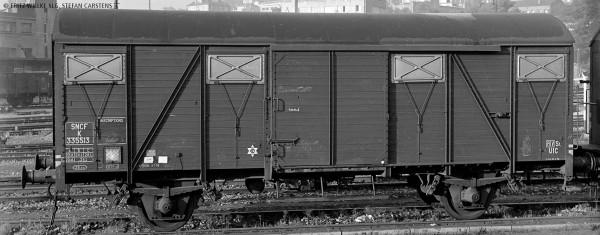 H0 Güterwagen K SNCF, III