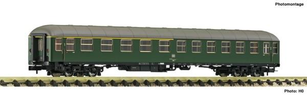N D-Zug-Wagen 1./2. Klasse DB Ep.4 grün