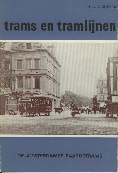 Buch De Amsterdamse Paardetrams