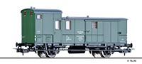 H0 Bahndienst-Werkstattwagen/2-a. DR-4 NH2020