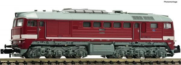 N Diesellokomotive BR 120 DR Ep.4 SOUND
