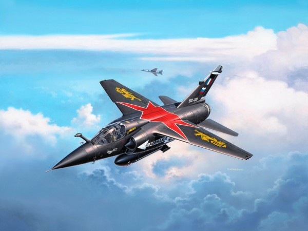 Dassault Mirage F-1C/CT