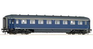 H0 Schnellzugwagen 2. Klasse 'Plan D', NS, Ep.3, DC