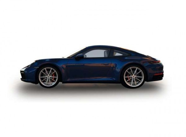 87 Porsche 911/Carerra-S/Coupé, blaumetallic NH2020(06)