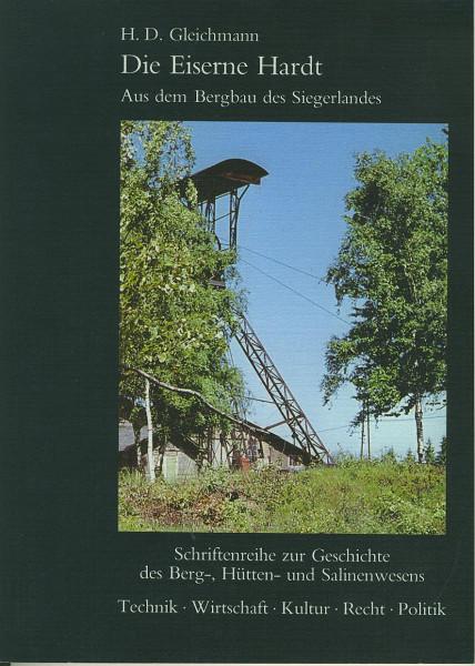 Buch Die Eiserne Hardt - Aus dem Bergbau des Siegerlandes
