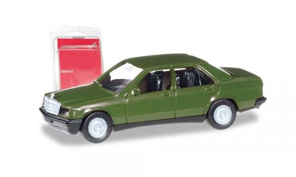 87 Mini-Kit: MB 190E, lindgrün NH2020(02)