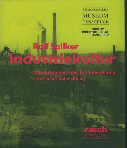 Buch Industriekultur - Osnabrück 1900-30