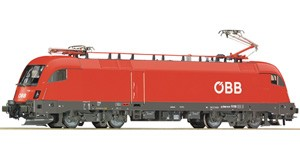 H0 E-Lok Rh 1116, ÖBB, Ep.6, DC
