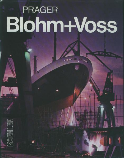 Buch Blohm + Voss - Schiffe und Maschinen für die Welt