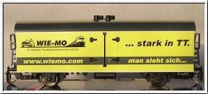 TT- WIEMO EXCLUSIV Werbewagen 'Wie-Mo'