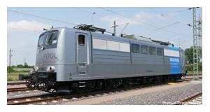 H0 Elektrolokomotive BR 151, Railpool, Ep.6, AC SOUND