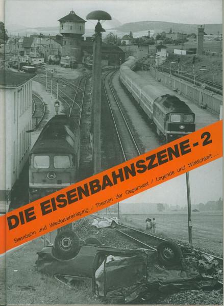 Buch Eisenbahn und Wiedervereinigung - Themen der Gegenwart