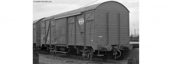 H0 Güterwagen Gs SBB, IV
