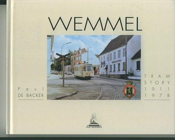 Buch WEMMEL - Tram Story - 1911-1978
